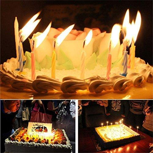 Incredible Birthday Party Cake Decoration Candles Pack Of 16 Pcs Candles Funny Birthday Cards Online Alyptdamsfinfo